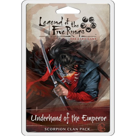 The Legend of the Five Rings: The Card Game - Underhand of the Emperor