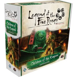 The Legend of the Five Rings: The Card Game - Children of the Empire