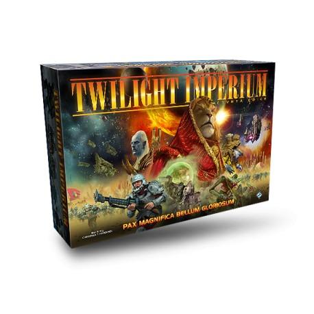 Twilight Impérium (4.edice) (CZ)