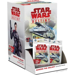 Star Wars: Destiny Across the Galaxy Booster Pack Display (36 bal.)