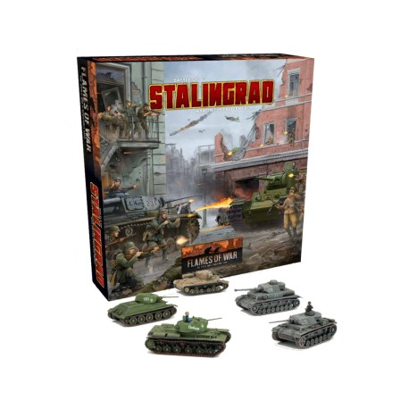 Flames of War: Battle of Stalingrad – War on the Eastern Front