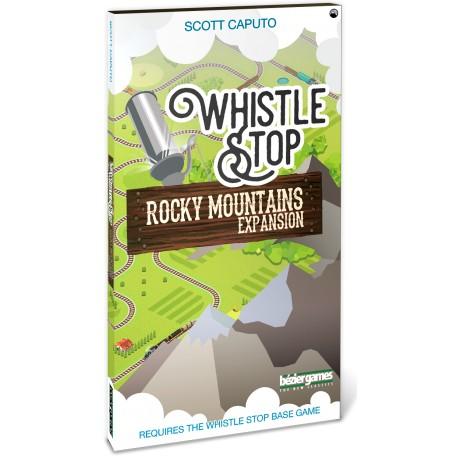 Whistle Stop: Rocky Mountains