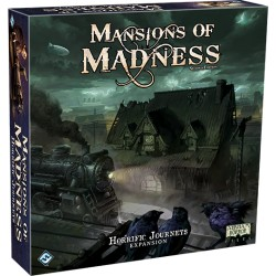 Mansions of Madness: Second Edition - Horrific Journeys