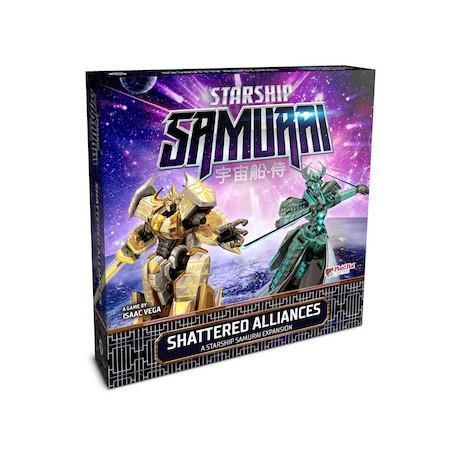 Starship Samurai: Shattered Alliances