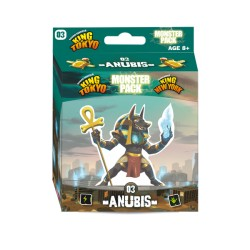 King of Tokyo : Anubis Monster Pack
