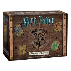 Harry Potter Hogwarts Battle – A Cooperative Deck-Building Game