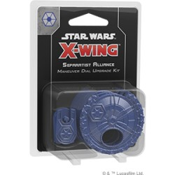 Star Wars: X-Wing (Second Edition) - Separatist Alliance Maneuver Dial Upgrade Kit