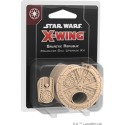 Star Wars: X-Wing (Second Edition) - Galactic Republic Maneuver Dial Upgrade Kit