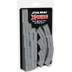 Star Wars: X-Wing (Second Edition) - Deluxe Movement Tools and Range Ruler