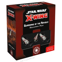 Star Wars: X-Wing (Second Edition) - Guardians of the Republic Squadron Pack
