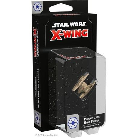 Star Wars: X-Wing (Second Edition) - Vulture-class Droid Fighter Expansion