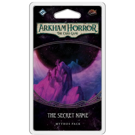 Arkham Horror: The Card Game LCG - The Secret Name
