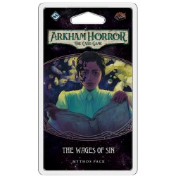 Arkham Horror: The Card Game LCG - The Wages of Sin