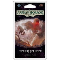 Arkham Horror: The Card Game LCG - Union and Disillusion