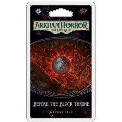 Arkham Horror: The Card Game LCG - Before the Black Throne