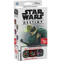 Star Wars: Destiny General Grievous Starter Set