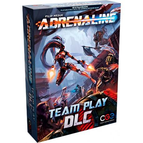 Adrenalin: Team Play DLC