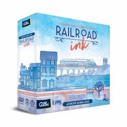 Railroad Ink: Azurově modrá edice