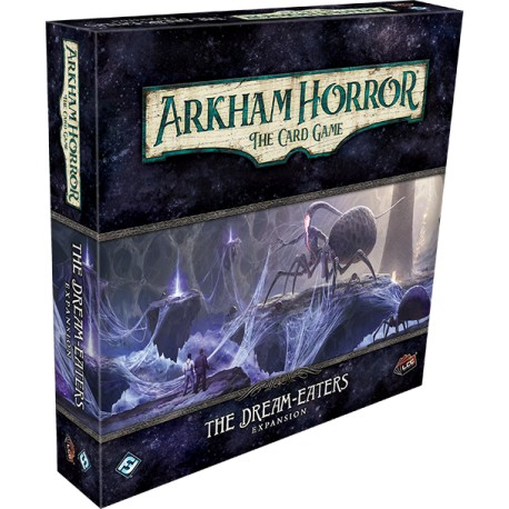 Arkham Horror: The Card Game LCG - The Dream-Eaters
