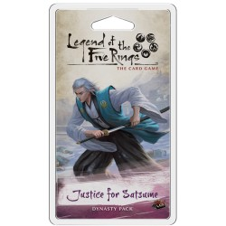 The Legend of the Five Rings: The Card Game - Justice for Satsume
