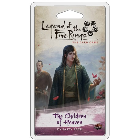 The Legend of the Five Rings: The Card Game - The Children of Heaven