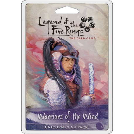 The Legend of the Five Rings: The Card Game - Warriors of the Wind