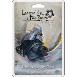 The Legend of the Five Rings: The Card Game - Masters of the Court