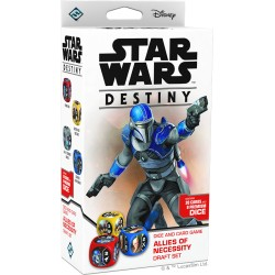 Star Wars: Destiny Allies of Necessity Draft Set