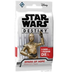 Star Wars: Destiny Spark of Hope Booster Pack Display (36 bal.)