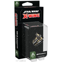 Star Wars: X-Wing (Second Edition) - M3-A Interceptor Expansion Pack