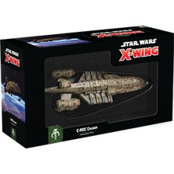 Star Wars: X-Wing (Second Edition) - C-ROC Cruiser Expansion Pack