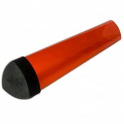 Playmat Tube - Red (Blackfire)