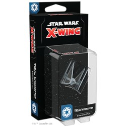 Star Wars: X-Wing (Second Edition) - TIE/in Interceptor Expansion Pack