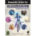 Removable Sticker Set for Gloomhaven: Forgotten Circles