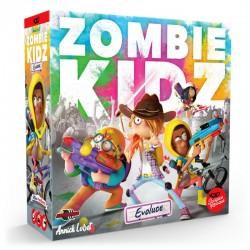 Zombie Kidz: Evoluce
