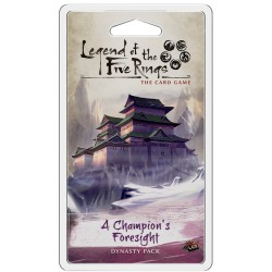 The Legend of the Five Rings: The Card Game - A Champion's Foresight