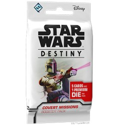 Star Wars: Destiny Covert Missions Booster Pack
