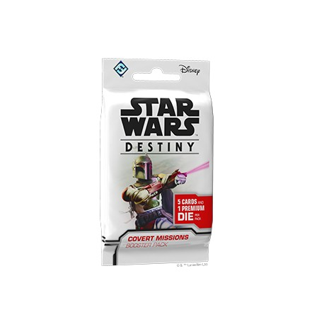 Star Wars: Destiny Covert Missions Booster Pack Display (36 bal.)