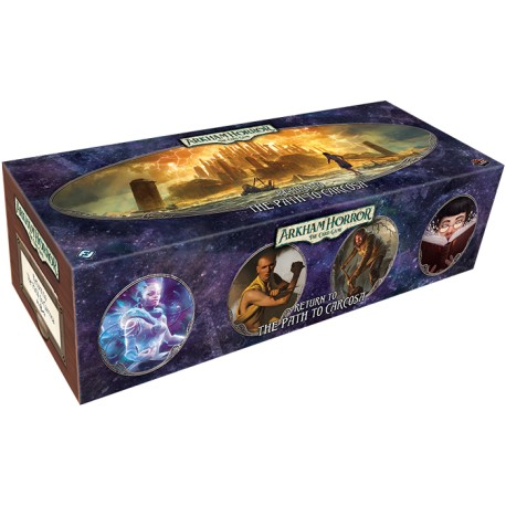 Arkham Horror: The Card Game LCG - Return to the Path to Carcosa