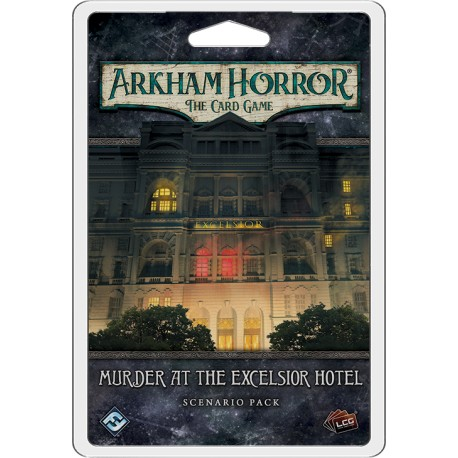Arkham Horror: The Card Game LCG - Murder at the Excelsior Hotel