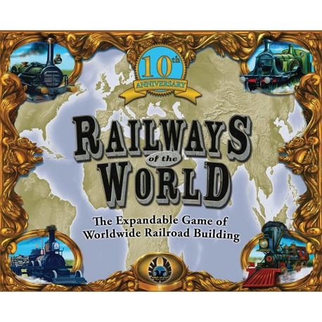 Railways of the World (10th Anniversary Edition)