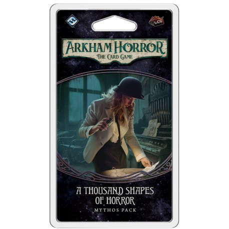 Arkham Horror: The Card Game LCG - A Thousand Shapes of Horror