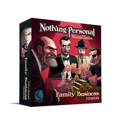 Nothing Personal (Revised Edition): Family Business Expansion