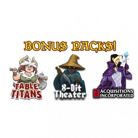 Bargain Quest: Bonus Packs
