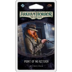 Arkham Horror: The Card Game LCG - Point of No Return