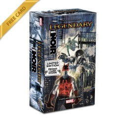 Legendary: A Marvel Deck Building Game - Marvel Noir
