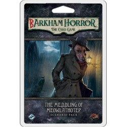 Barkham Horror: The Card Game LCG - The Meddling of Meowlathotep