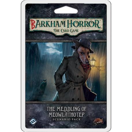 Barkham Horror: The Card Game LCG - The Meddling of Meowlathotep