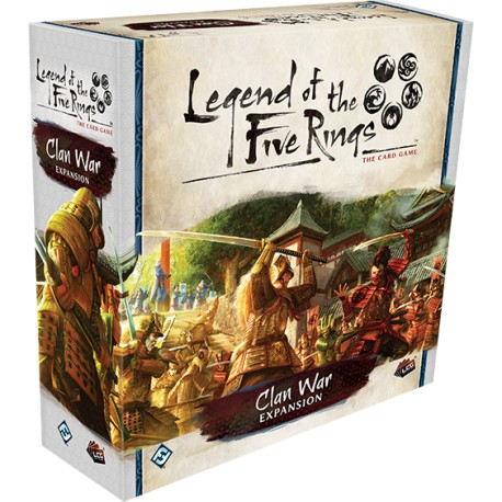 The Legend of the Five Rings: The Card Game - Clan War