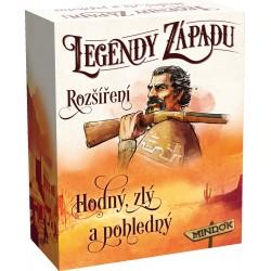 Legendy Západu: Hodný, zlý a pohledný